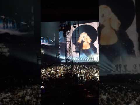 Beyonce-Formation ft Big Freedia Live