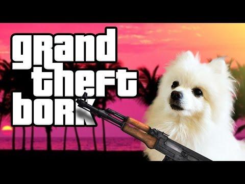 Grand Theft Bork