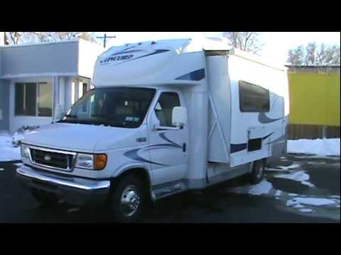 2005 Coachmen Concord 235 SO-24ft Class B Motorhome,ONLY 12k Miles