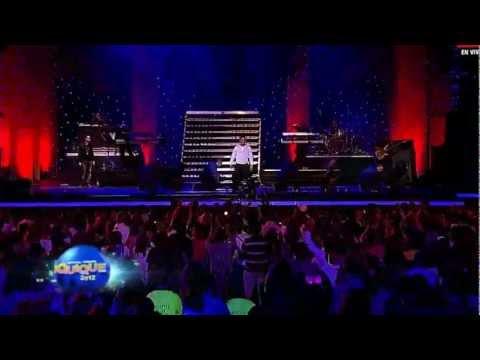 Full HD Festival de Iquique 2012 – Tito El Bambino En Vivo – Tra y Caile