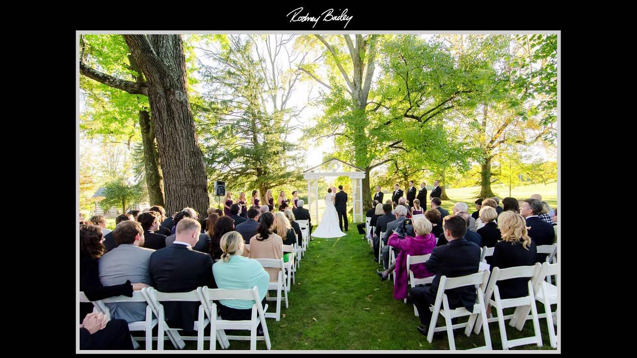 Whitehall Manor Estate Wedding Bluemont Virginia