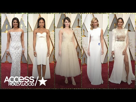 Oscars Style 2017: The Red Carpet's Biggest Trends | Access Hollywood