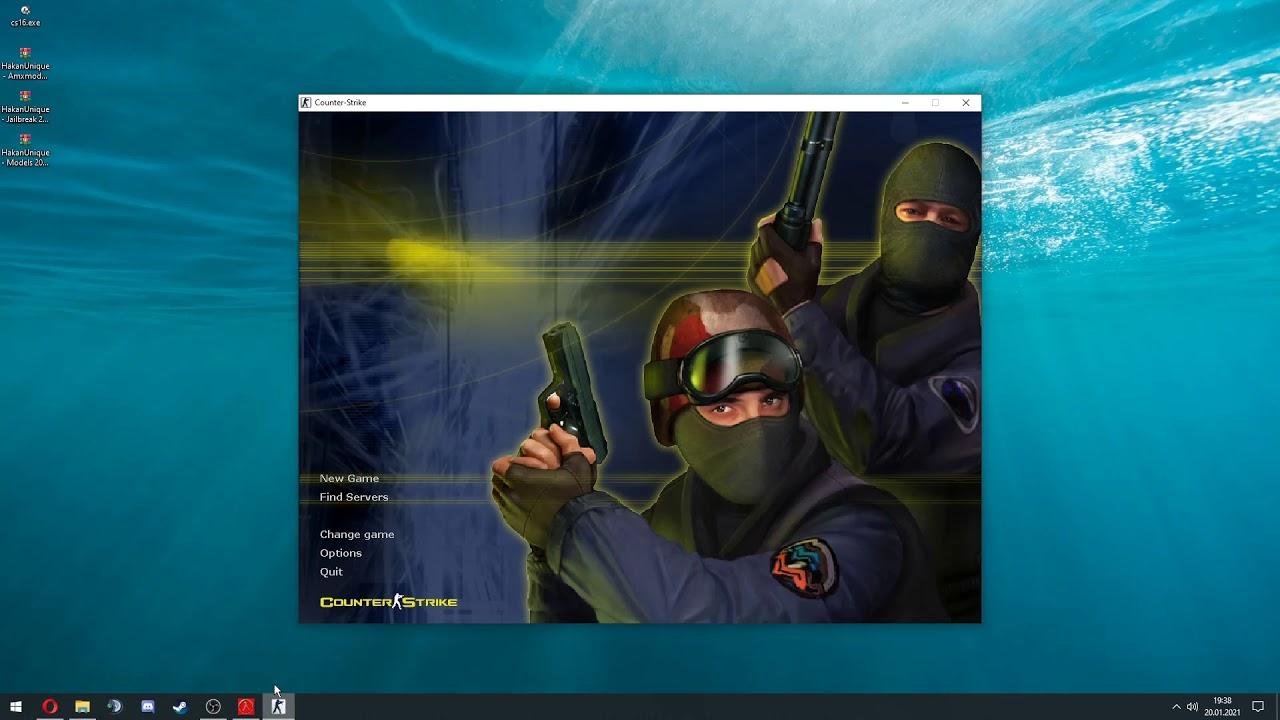 Counter Strike 1.6 || Ücretsiz Server Kurma 2021 || Bölüm 1 || Hakan Unique