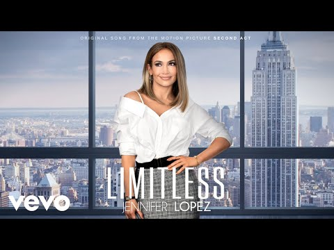 Jennifer Lopez – Limitless