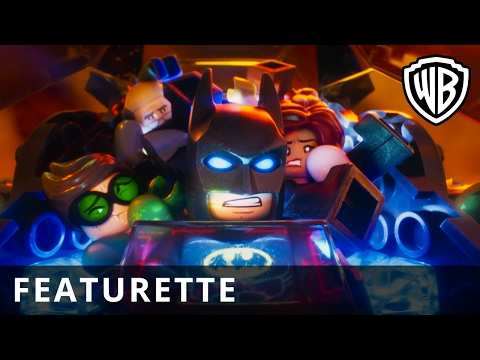 The LEGO® Batman™ Movie - Brick By Brick Featurette - Warner Bros. UK