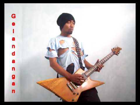 Gelandangan - Rhoma Irama Guitar Cover
