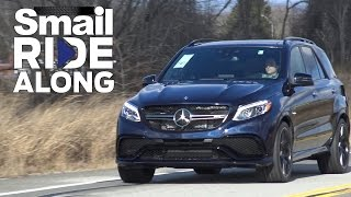 2017 Mercedes-Benz AMG GLE 63 4MATIC SUV - Smail Ride Along - Review and Test Drive