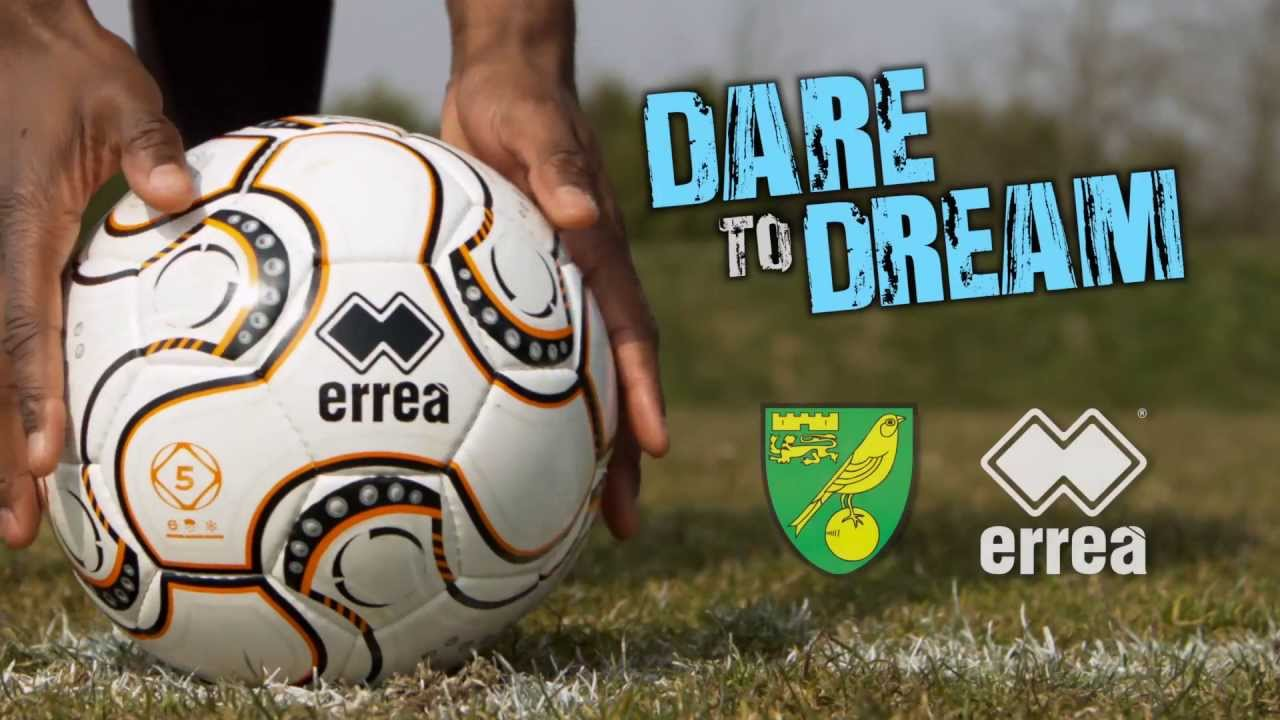 Norwich Firmata Campagna 2013 To 2014 City Dare Dream Erreà Maglia u1cl3TFJK