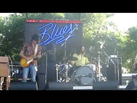 Wisebird - Riverfront Blues Festival - Ft. Smith, AR - 6/25/10