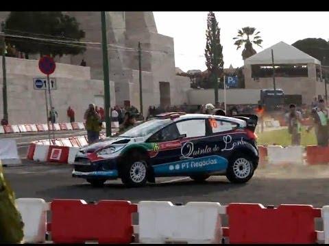 Armindo Araujo Vs Bernardo Sousa Rally Portugal 2011