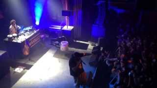 Samy Deluxe - Pandemonium & Testostreron , Kiel -Max- , 30.11.2013