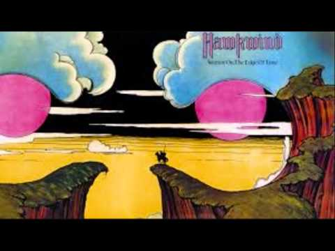Hawkwind - Warrior On The Edge Of Time - FULL ALBUM