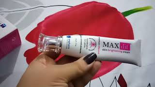 Whitening beauty cream |max dif full review and price