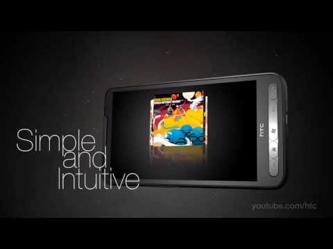 Introducing The New HTC HD2