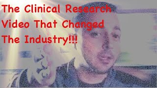 Introduction To Clinical Research FULL 2 Hour Crash Course!