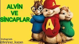 Alvin ve sincaplar İBRAHİM ŞİYAR EZ EVİNIM/YENİ KLİP 2019 (AKUSTİK)