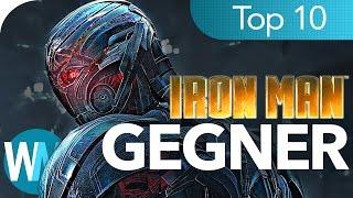 Top 10 der HEFTIGSTEN Iron Man GEGNER!
