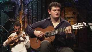 Lucas Telles | Suíte Retratos IV Mov. (C. Gonzaga / R. Gnattali) | Instrumental Sesc Brasil