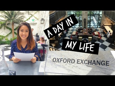 FIRST TIME @ OXFORD EXCHANGE! | Katie Mei