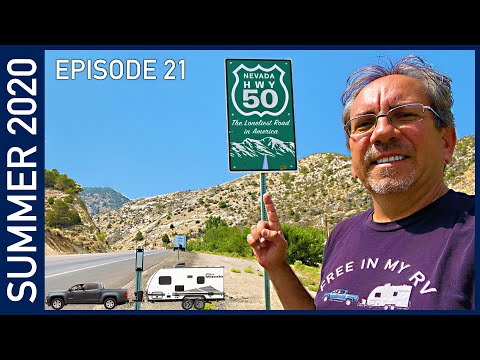 The Loneliest Road in America - Summer 2020 Episode 21