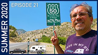 The Loneliest Road in America - Summer 2020 Episode 21