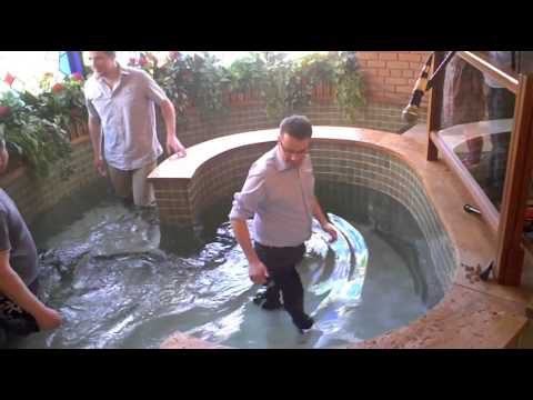 Believer's baptism (school RE video)
