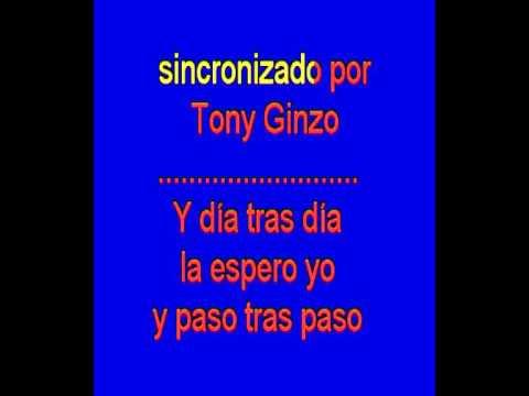 Trotamundos -  Nicola di Bari -  karaoke   Tony Ginzo