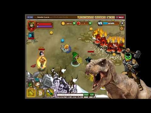 volviendo con toda la pendejada - Dungeon Rampage (14) - Mad Games