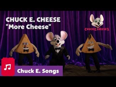 More Cheese | Chuck E. Cheese Songs thumbnail