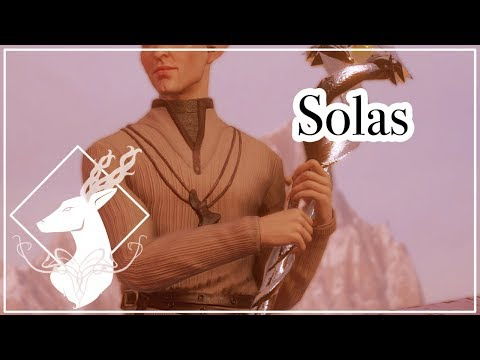 Solas {Char. - Spoilers All}