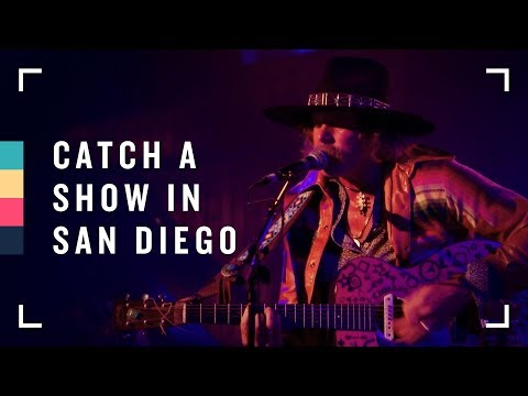 Live Music in San Diego – Guides to the Good Stuff