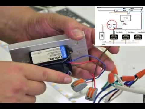 MaxLite ECOT LED Recessed Troffer Installation Video