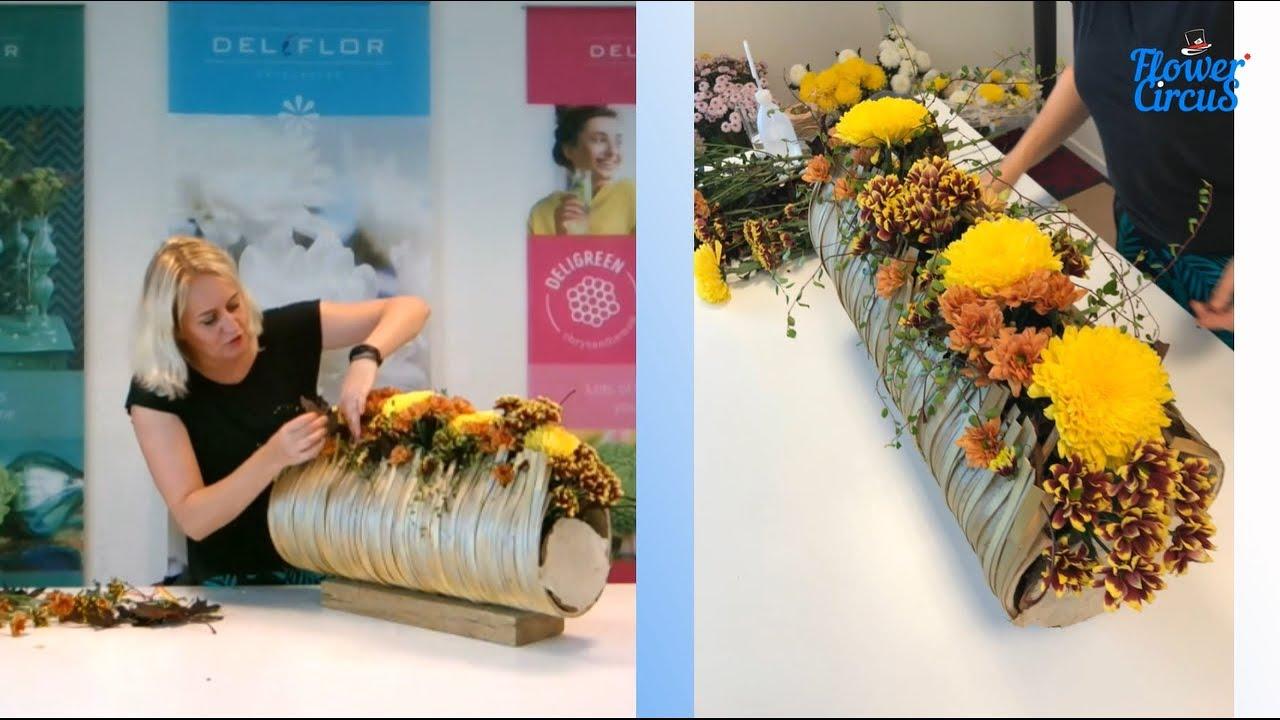 Chrysanthemum Day Celebration: Flower Circus Online Show