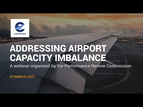 Addressing airport capacity imbalance