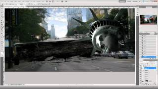 Adobe  Photoshop CS5 NY - после всех