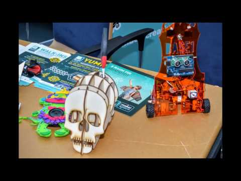 Luxembourg Mini Maker Faire / 23-10-2016