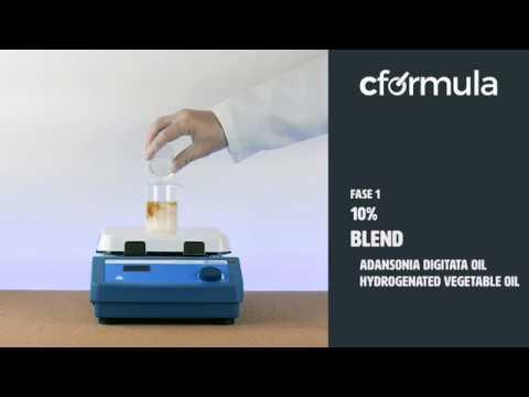 Como fazer creme hidratante com vitamina E e óleo de baobá