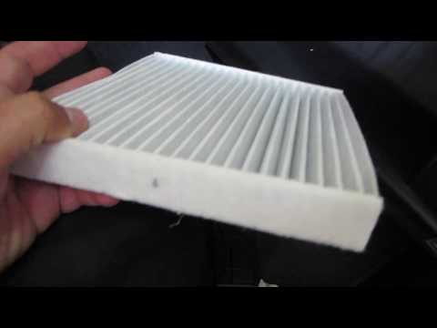 How to replace 2018 honda civic cabin air filter