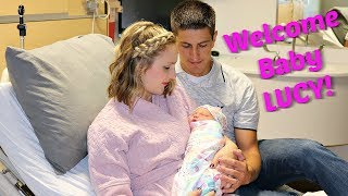 Lucy's Birth Vlog