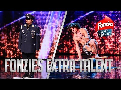 I talenti incompresi della seconda settimana | Fonzies Extra Talent