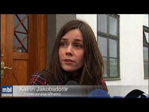 Katrín Jakobsdóttir: Sumarnám kostar milljarða