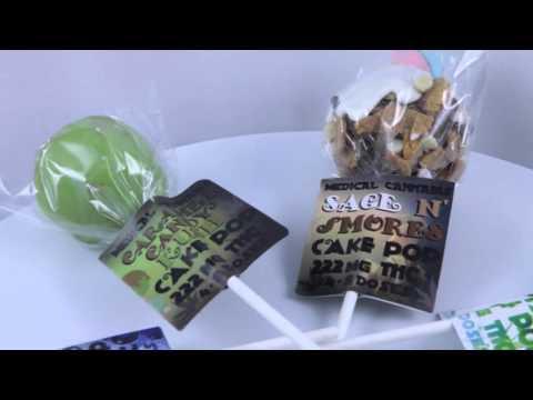 Kush Kakery Cake Pops