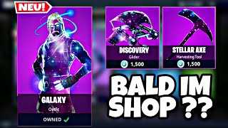Fortnite: Will the Galaxy Skin come to the store ? | Fortnite Season 8 Galaxy Skin get
