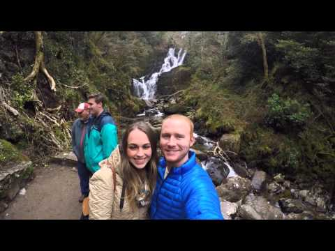 A Trip Around Ireland with the McGriswold's