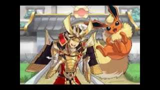 Pokemon Conquest Final Episode The Two Heroes Of Ransei & Ending
