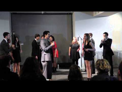 Penn Keynotes A Cappella - Best Day of My Life