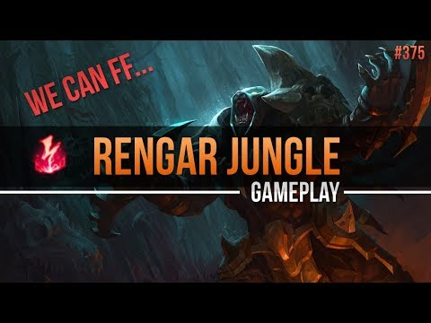 Rengar (Jungle): WE CAN FF! #375 [Lets Play] [League of Lege