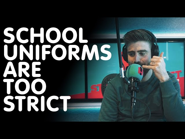 Are School Uniforms Too Strict? | Hit105