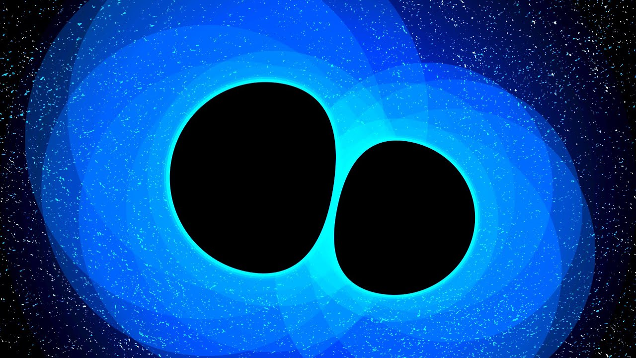 Würde die Erde überleben, wenn ein Schwarzes Loch unser Sonnensystem betreten würde? + video