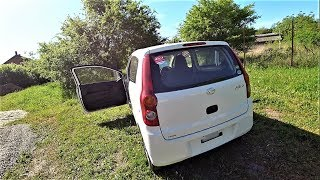 Машина за 200 тысяч. Обзор Daihatsu Mira 2014 год.